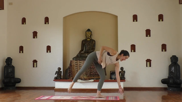 Back to Basics - Breaking Down Balancing Postures