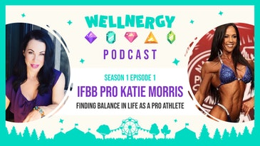 Season1. Ep. 1 with IFBB Pro Katie Morris