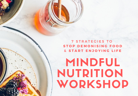 Mindful Nutrition Workshop