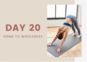Day 20 - Challenging Our Beliefs Meditation