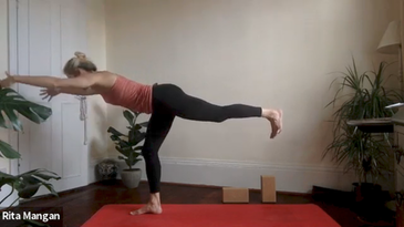 Vinyasa Flow - Upper Body Focus