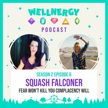 S2.Ep.1| Squash Falconer| Fear Wont Kill You
