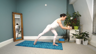 Power Yoga With Sara | Get Up From Your Desk!