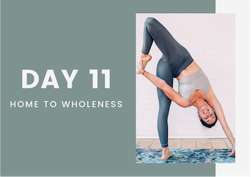 Day 11 - Our Energetic Vibration Meditation