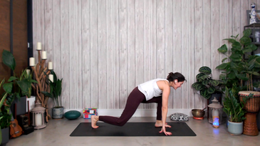 The Space Between (HIIT Power Yoga)