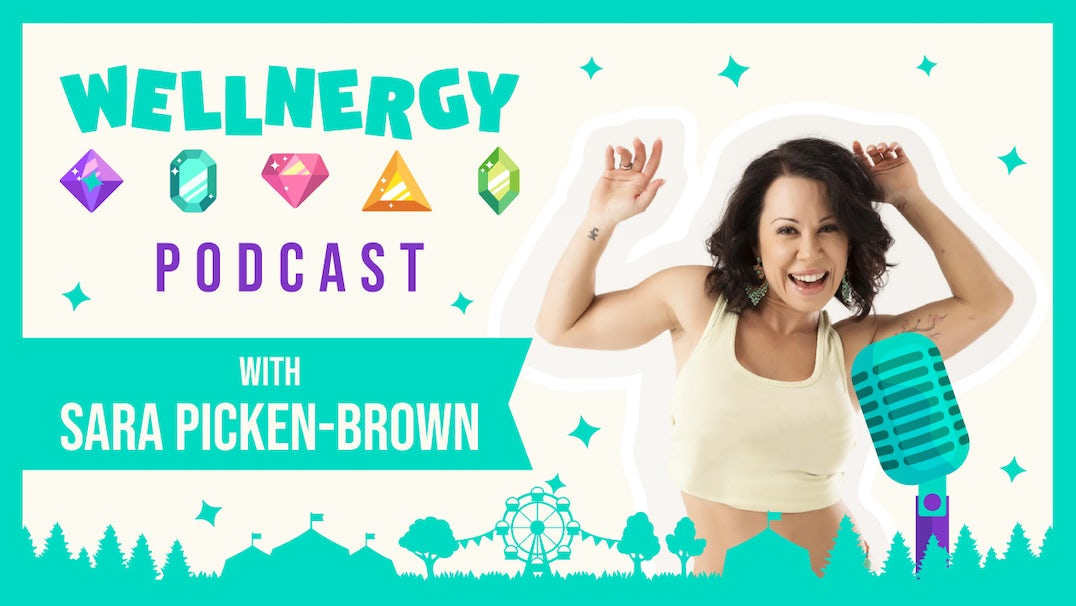 Wellbeing with Sara Picken-Brown